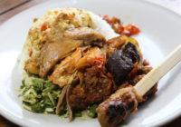 Kedewatan Chicken Rice, Bali special foods