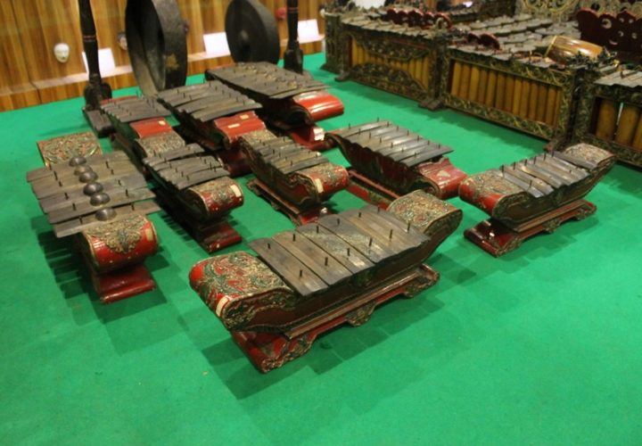 Balinese Gamelan Accompaniment of Traditional Rituals