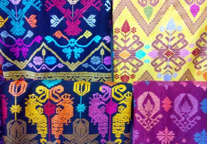 Bali Songket, Wealth of Traditional Balinese Crafts