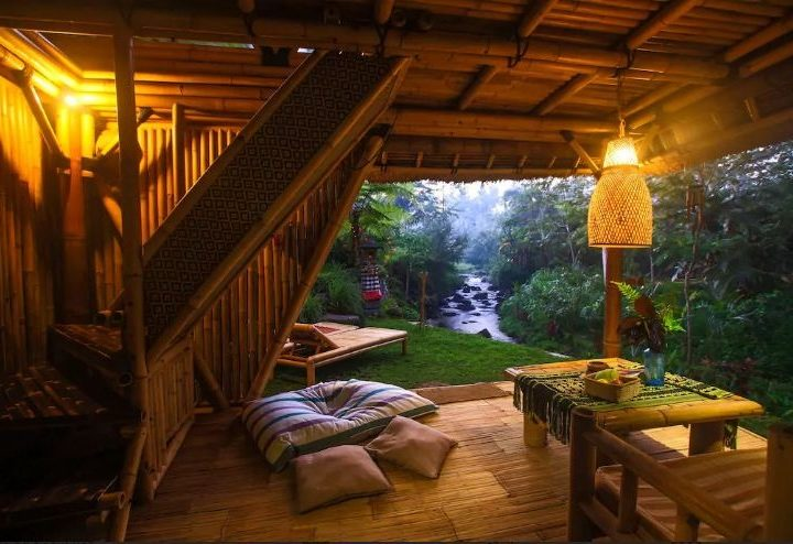 Hideout Hotel Bali – Eco friendly Bamboo Hotels