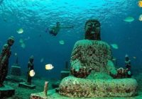 Biorock Pemuteran, The Beauty  Underwater Temple