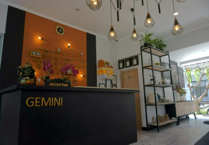 Gemini Star Kuta, Hotel Cheap Only Rp 200 thousand