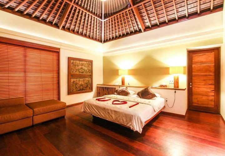 Villa Bukit Segara Amed, Luxury Lodging Beach view